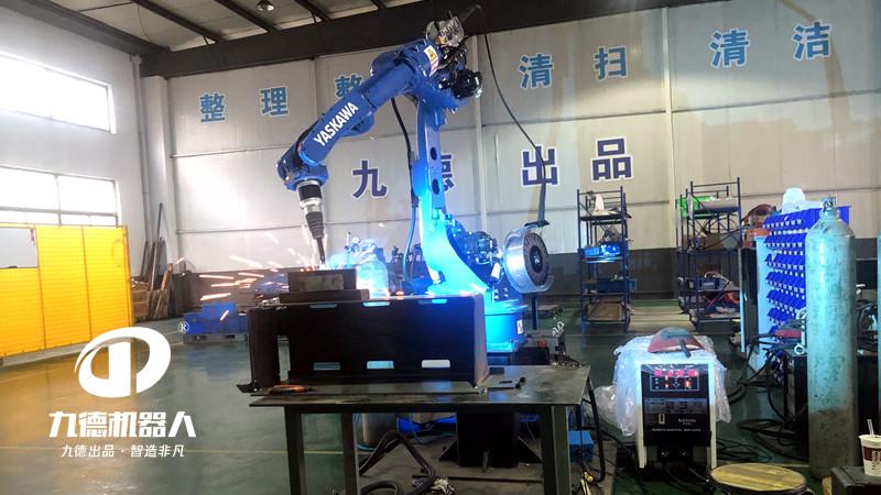 为什么越来越多的业主选择购买安川焊接机器人?